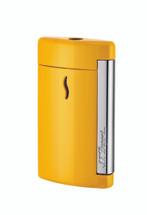 S.T. Dupont MiniJet Lighter - Yellow Pop