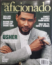 Cigar Aficionado Magazine - October  2014
