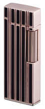 Sarome SD9 Flint Lighter -Rose Gold Diamond Cut