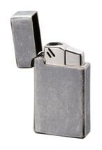 Sarome BM15 Jet Flame Lighter - Silver Barrel Finish