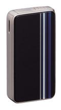 Sarome SK161 Black & Blue Stripe