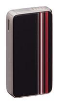 Sarome SK161 Black & Red Stripe