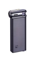 Sarome PSP Piezo Electronic Pipe Lighter - Gun Metal Satin