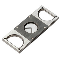 Sarome EXCT1 Cigar Cutter - Gun Metal Satin