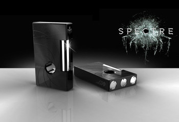 S.T. Dupont James Bond Spectre Line 2 Black