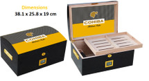 Gorgeous Desktop Humidor - Cohiba Design