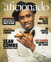 Cigar Aficionado Magazine May-June 2016