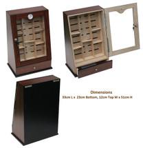 Elegant Cigar Cabinet