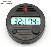 Hygroset II -  Digital Hygrometer