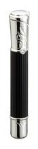 Sarome Slim SK151 Electonic lighter - Black & Silver