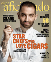 Cigar Aficionado Magazine November-December 2016