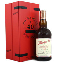 Glenfarclas 40 Year Old Single Malt Scotch Whisky Gift Box