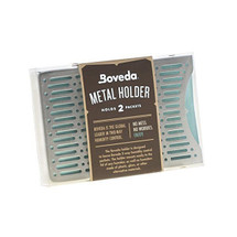 Boveda metal two packet holder