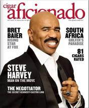 Cigar Aficionado Magazine March-April 2017