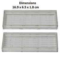 Humidity beads rectangular humidifier - Tape