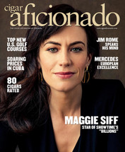 Cigar Aficionado Magazine July-August 2017