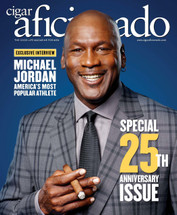 Cigar Aficionado Magazine November-December 2017