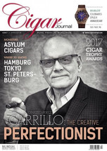 Cigar Journal Magazine - 4th Edition 2017