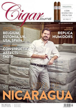 Cigar Journal Magazine - 1st Edition 2018