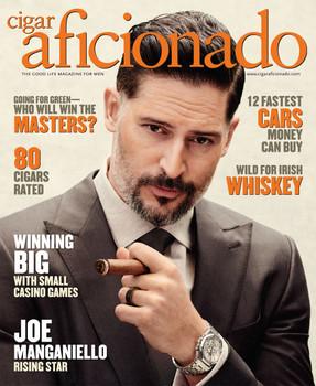 Cigar Aficionado Magazine March- April 2018
