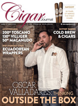 Cigar Journal Magazine - 2nd Edition 2018