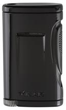 Xidris Single Jet Lighter - Jet Black