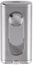 Xikar Verano Flat Flame- Silver