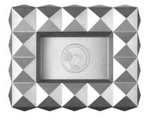 Colibri Quasar Ashtray - Silver