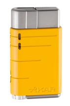 Xikar Linea Single Jet - Electric Yellow