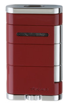Xikar Allume Double Jet - Riot Red