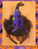 Witch Hat Headbands