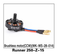 Walkera Runner 250 Brushless Motor CCW Runner 250-Z-15 (WK-WS-28-014)