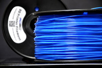 Robo 3D Galvanized Blue ABS Plastic Printer Filament 1 kg