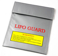 LiPo Battery Safety Bag - Large