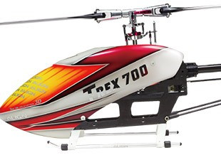 Align T-Rex 700L V2 Electric Helicopter Super Combo (RH70E30XW)