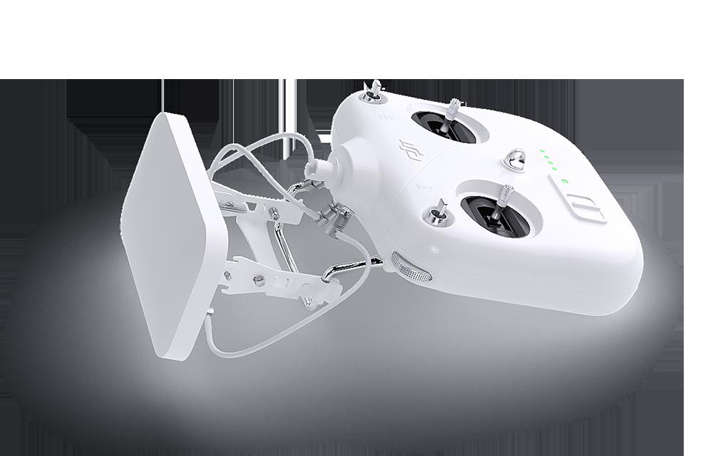 4Hawks Raptor SR Range Extender Antenna | DJI Phantom 3 Standard