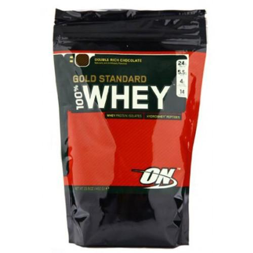 Optimum Nutrition 100% Whey Gold Standard 450 G (1 LB)