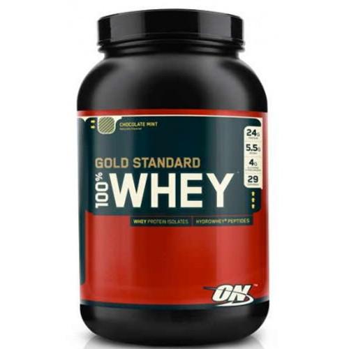 Optimum Nutrition 100% Whey Gold Standard 908 G (2 LB)