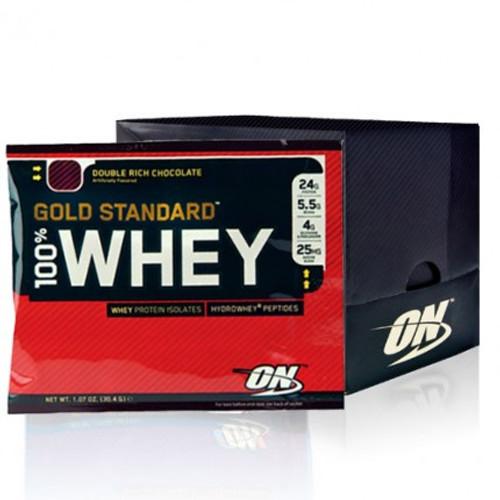 Optimum Nutrition 100% Whey Gold Standard Single Sachet 30.4 G