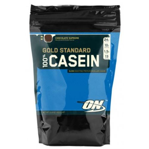 Optimum Nutrition 100% Casein Gold Standard 450 G (1 LB)