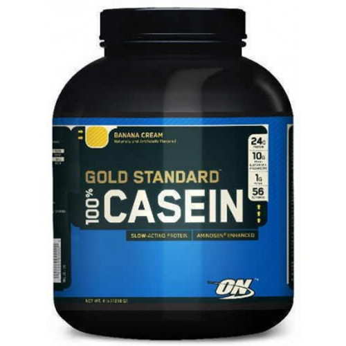 Optimum Nutrition 100% Casein Gold Standard 1.8 KG (4 LB)