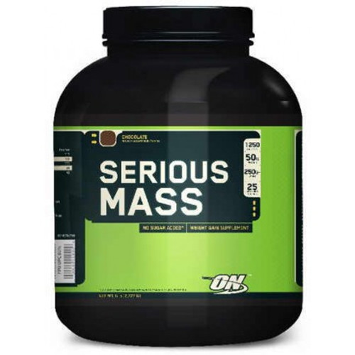 Optimum Nutrition Serious Mass 2.72 KG (6 LB)