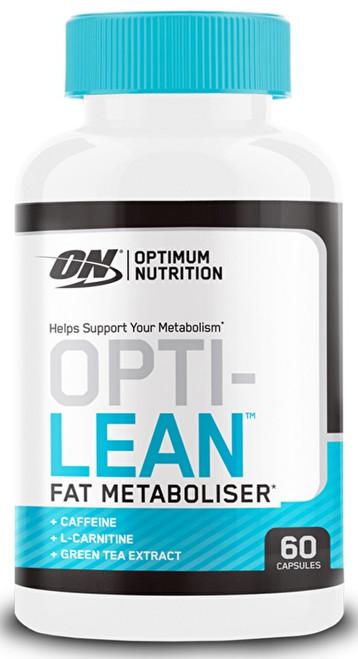 Optimum Nutrition OPTI - LEAN Fat Metaboliser 60 Capsules