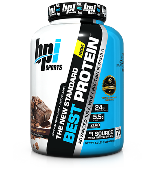 BPI Sports Best Protein 2268 G (5 LB)