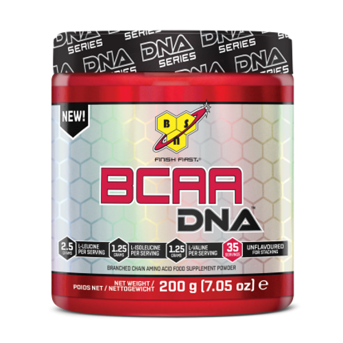 BSN BCAA DNA 200 G (7.05 OZ) 30 Servings