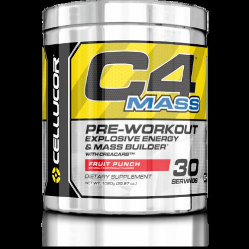 Cellucor C4 Mass Pre Workout 1020 G (35.97 OZ)