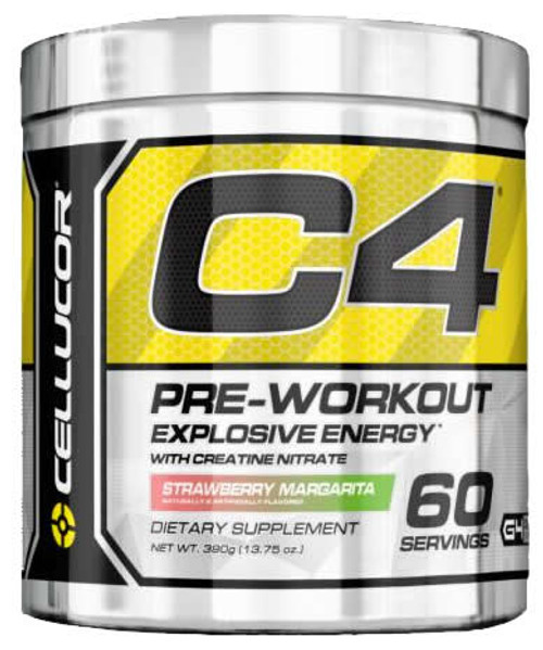 Extra £5 Off - Cellucor C4 Pre Workout 60 Servings