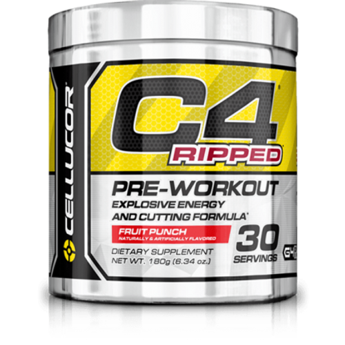 Cellucor C4 Ripped Pre Workout 180 G (6.34 OZ)