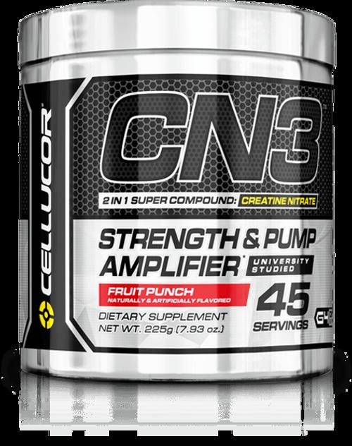 Cellucor CN3 2 IN 1 Super Compound: Creatine Nitrate 225 G (7.93 OZ)