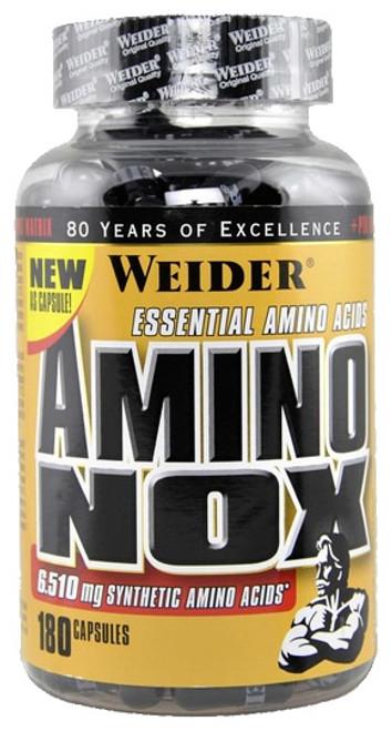 Weider Amino NOX Essential Amino Acids 180 Capsules